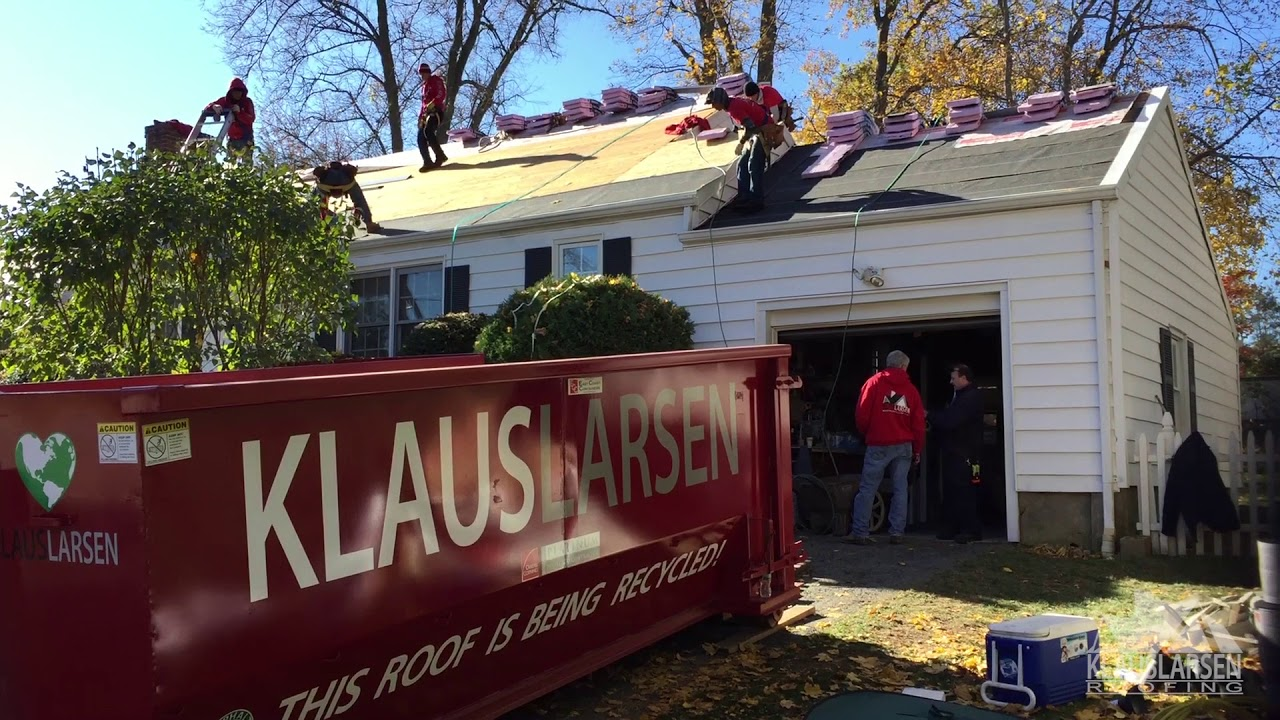 Recycling Asphalt Amp Turning Roofs Into Roads Klaus